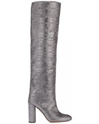 32f8dc4856d Atterley - Pura Lopez Eclipse Sequined Over-the-knee Boots - Lyst