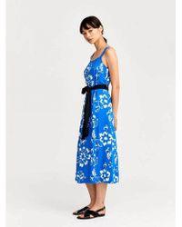 Bellerose - Vlan Print Sun Dress - Lyst