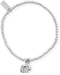 ChloBo - Cute Charm Elephant Bracelet - Lyst