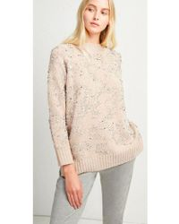 French Connection - Rosemary Sequin Jumper - Lyst