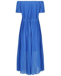 Ted Baker - Women's Melma Harmony Pleated Maxi Dress - Lyst