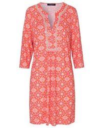 Ilse Jacobsen - Tunic Dress Pink - Lyst