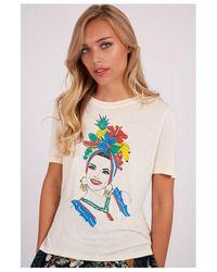 Louche - Carmen T-shirt - Lyst