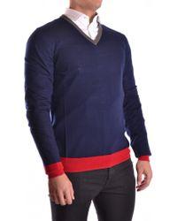 McQ - Men's 364477ren014004 Blue Wool Jumper - Lyst