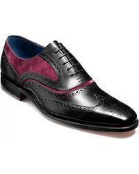 Barker - Mcclean Brogue Shoes - Lyst