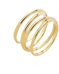 Maria Black - Auguste Wrap Ring In Gold - Lyst