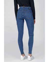 Dr. Denim - Lexy 70's Stone Jeans - Lyst