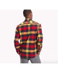 Tommy Hilfiger - Buffalo Check Flannel Shirt - Lyst