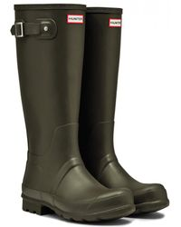 HUNTER - Original Tall Wellingtons - Lyst