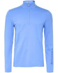 Bogner - Half-zip Harrison Top - Lyst