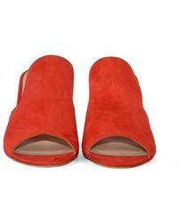 Jucca - Mules In Red - Lyst