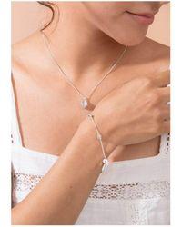 Rachel Jackson - Multi Orb Necklace - Lyst