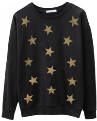 South Parade - Alexa Super Star Sweatshirt - Lyst