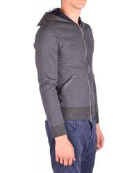 Paolo Pecora - Sweatshirt In Grey - Lyst