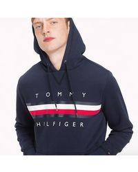 Tommy Hilfiger - Logo Hoody - Lyst