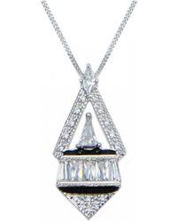 V Jewellery - Ruxton Pendant - Lyst