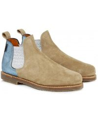Penelope Chilvers - Safari Patchwork Boot - Lyst