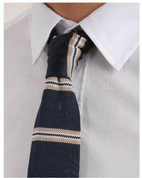 Gibson - Stripe Tie - Lyst