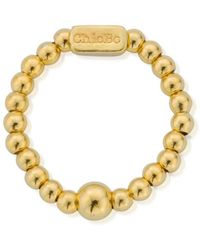 ChloBo - Mini Ball Ring - Lyst