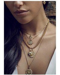 ChloBo - Ariella Double Moon Bracelet - Lyst
