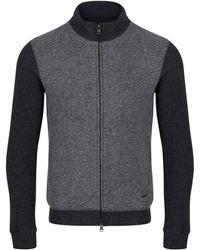 Woolrich - Men's Lightweight Wool Cotton Track Jacket - Lyst