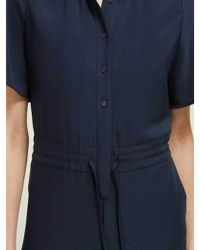 Great Plains - Atlas Jumpsuit In Dark Navy - Lyst