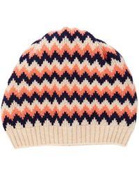 A.P.C. - . Beret Verbier Wool Hat - Lyst