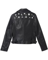 Lily and Lionel - Zadie Leather Jacket - Lyst