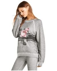 Wildfox - Blush Rose Sommers Jumper - Lyst