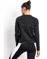 Koral - Crown Pullover Black - Lyst