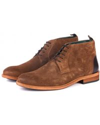 Barbour - Men's Benwell Chukka Boots - Lyst