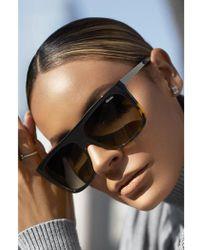 Quay - Sunglasses In Black - Lyst