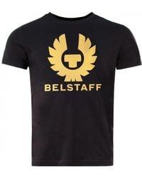Belstaff - Cranstone Branded T-shirt - Lyst