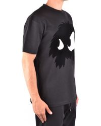 McQ - Black Mad Chester T-shirt - Lyst