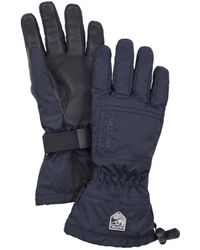 Hestra - Czone Powder Gloves Dark Navy / Black - Lyst