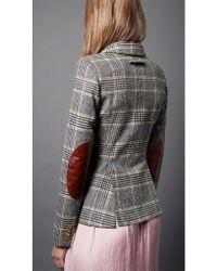 Smythe - Patch Pocket Duchess Blazer Camel - Lyst