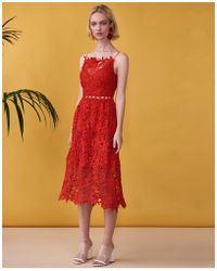 Ukulele - Harlow Dress - Lyst
