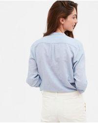 Hartford - Canaille Stripe Shirt - Lyst