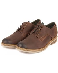Barbour - Bramley Derby Shoes - Lyst