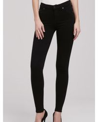 Citizens of Humanity - Rocket High Rise Jeans In Black - Lyst
