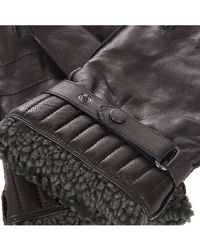 Barbour - Tindale Leather Gloves - Lyst