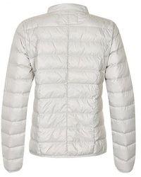 Part Two - Dark White Downie Jacket - Lyst