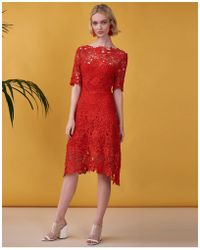 Ukulele - Anais Dress - Lyst