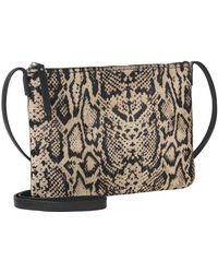 Becksöndergaard - Lymbo Snake Bag In Black - Lyst