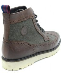 Fred Perry - Boots - Lyst