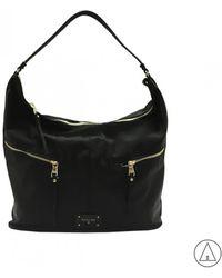 Patrizia Pepe - Shoulder Bag In Black - Lyst