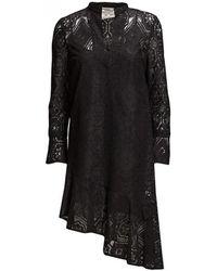 Baum und Pferdgarten - Alicia Black Lace Dress - Lyst