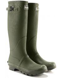 Barbour - Rubber Bede Wellington Boots - Lyst
