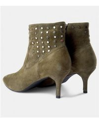 Shoe The Bear - Agnete West Suede Boots - Lyst