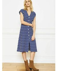 Mkt Studio - Rosala Embroidered Dress - Lyst